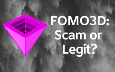 What is FOMO3D? Is it a scam like BitConnect? Or a legit game?