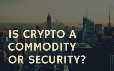 Federal Court Rules Cryptocurrency Is A Commodity… Is It Also A Security?