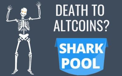 SharkPool wants to KILL all altcoins & ICOs for Bitcoin Cash (BCH)