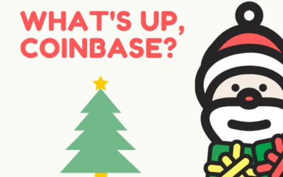 Coinbase news & updates – new altcoins listed, 12 days of Coinbase, etc!